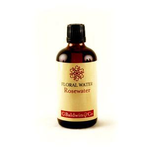 Baldwins Rosewater Floral Water