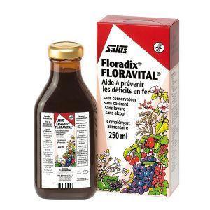 Floravital Liquid Iron And Vitamin Formula 250ml
