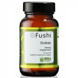 Fushi Organic Wholefood Shallaki 60 Capsules