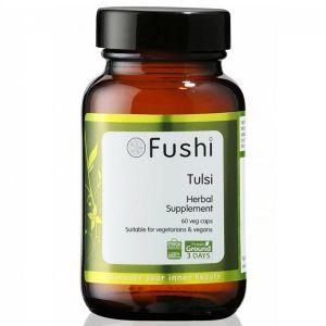 Fushi Organic Wholefood Tulsi 60 Capsules
