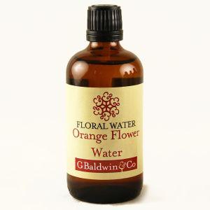 Baldwins Orange Flower Water