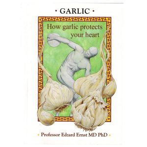 How Garlic Protects Your Heart - Professor Edzard Ernst