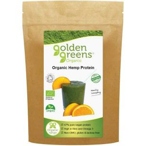 Golden Greens Organic Hemp Protein 250g