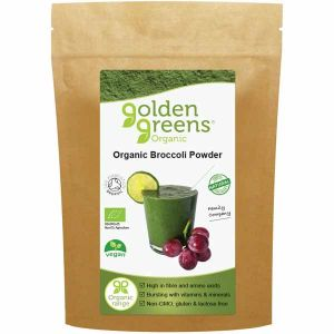 Golden Greens Organic Broccoli Powder 200g