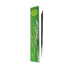 Encens D'auroville Green Tea 10 Incense Sticks