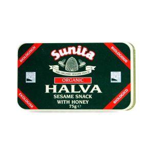 Sunita Plain Halva 75g