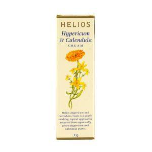 Helios Hypericum And Calendula Cream 30g