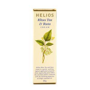 Helios Rhus Tox And Ruta Cream 30g