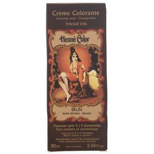 Henne Color Dark Brown 90ml