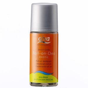 Alva Roll-on Crystal Deodorant - Exotic 50ml