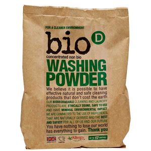 Bio D Concentrated Non-Bio Washing Powder 1 Kg
