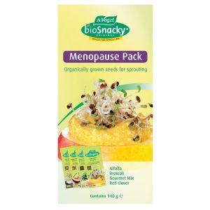 Biosnacky Menopause Pack 140g