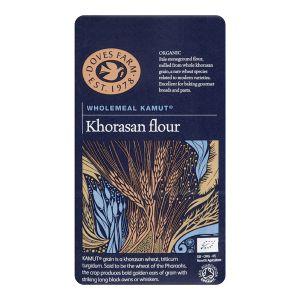 Doves Farm Organic Khorosan - Wholegrain Kamut Flour 1kg