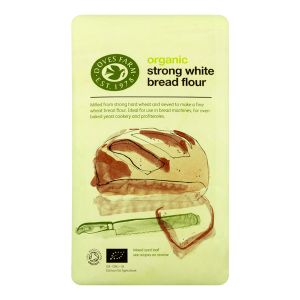 Doves Farm Organic Strong White Bread Flour 1.5kg