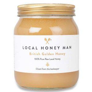 Local Honey Man British Golden Honey 340g
