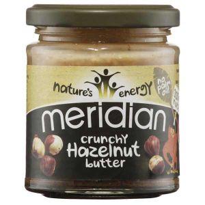 Meridian Crunchy Hazelnut Butter 170g