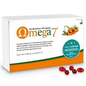 Pharmanord Omega 7 Sea Buckthorn Oil Capsules