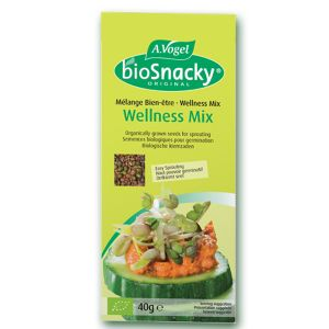 Biosnacky Wellness (detox) Mix Sprouting Seeds 40g