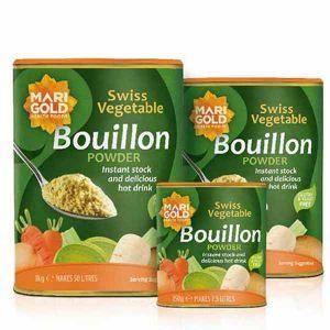 Swiss Vegetable Bouillon Vegetarian Green