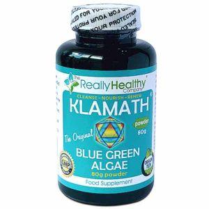 Klamath Blue Green Wild Algae