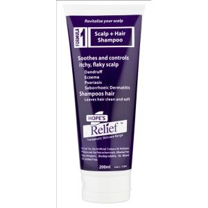 Hopes Relief Therapeutic Herbal Shampoo 200ml
