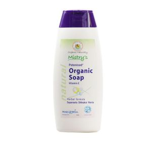 House Of Mistry Potenised Organic Soap 200ml
