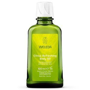 Weleda Refreshing Citrus Body Oil 100ml