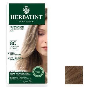 Herbatint Light Ash Blonde 8c