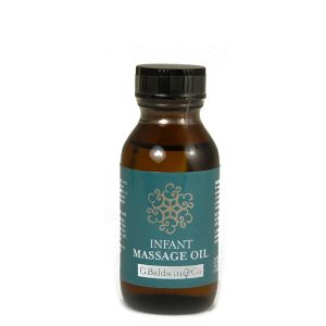 Baldwins Synergy Infant Massage Oil 50ml