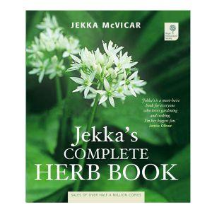 Jekka's Complete Herb Book - Jekka Mcvicar
