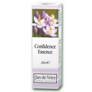 Jan de Vries Confidence Essence Combination Flower Remedy 30ml