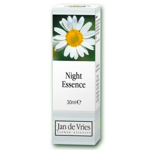 Jan de Vries Night Essence Combination Flower Essence 30ml