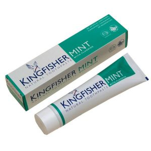 Kingfisher Mint Toothpaste With Fluoride 100ml