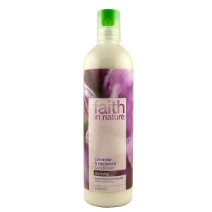 Faith In Nature Lavender And Geranium Conditioner 400ml