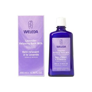 Weleda Lavender Bath Milk 200ml