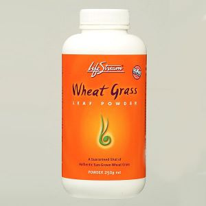 Lifestream 100% Pure Certified Organic Wheatgrass Powder