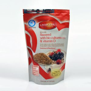 Linwoods Milled Flaxseed With Bio Cultures & Vitamin D 360g