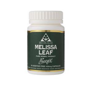 Bio-health Melissa Herb 450mg 60 Vegetarian Capsules