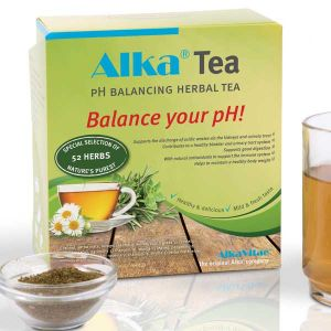 AlkaVitae Alka Tea pH Balancing Herbal Tea 50 Teabags