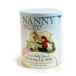 Nanny Growing Up Goat Milk 400g
