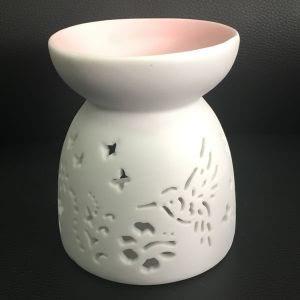 Baldwins Ceramic Oil Diffuser - Fleur
