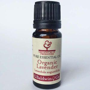 Baldwins Lavender Organic (lavandula Angustifolia) Essential Oil