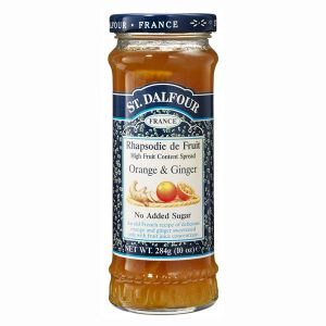 St. Dalfour Orange And Ginger High Fruit Content Spread 284g