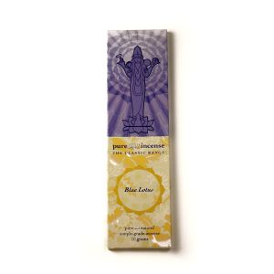 Pure Incense Blue Lotus (10 Grams)