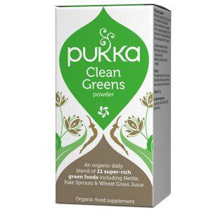 Pukka Herbs Clean Greens Powder