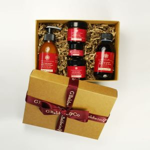 Baldwins Pomegranate, Bilberry & Rose Gift Box