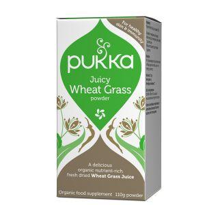 Pukka Herbs Juicy Wheatgrass Powder