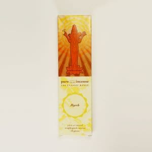Pure Incense Myrrh (10 Grams)