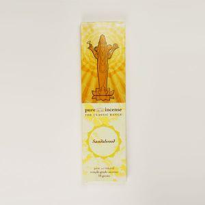 Pure Incense Sandalwood (10 Grams)