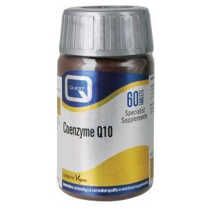 Quest Coenzyme Q10 150mg Vegan Tablets